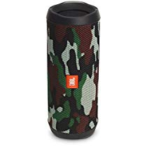 Get JBL Flip 4 Portable Wireless Speaker with Powerful Bass & Mic (Squad) at Rs 7699 | Amazon Offer