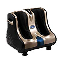 Get JSB HF05 Leg and Foot Massager GoldenBlack Limited Edition at Rs 10999 | Amazon Offer