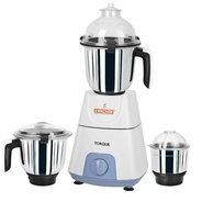Get Kanchan Torque 750 W Mixer Grinder (White, 3 Jars) at Rs 2699 | Flipkart Offer
