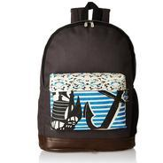 Get Kanvas Katha Canvas Black Casual Backpack Minimum 70% OFF Start Rs.248 | Amazon Offer