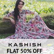 Get Kashish Womens Clothings Flat 50% OFF | Amazon Offer