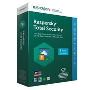 Get Kaspersky Total Security - 1 User, 1 Year (CD) at Rs 699 | Amazon Offer
