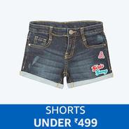 Get Kids Shorts Under Rs.499 | Amazon Offer