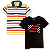 Get Kids Tops and Tee under  399 at Rs 199   Amazon Offer