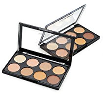 Get Kiss Beauty Highlighter And Contour Concealer Palette at Rs 250 | Amazon Offer