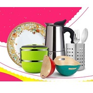 Get Kitchen And Dining Products Under Rs.499 at Rs 499 | Shopclues Offer