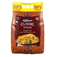 Get Kohinoor Classic Value Basmati Rice, 3kg at Rs 319 | Amazon Offer