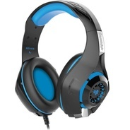Get Kotion Each Cosmic Byte GS410 Headset with Mic (Black/Blue, Over the Ear) at Rs 699 | Flipkart O