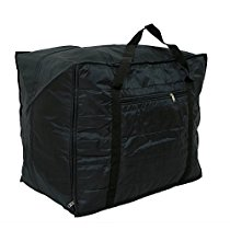 Get Kuber Industries Jumbo Attachi Bag in Soft Parachute Materi at Rs 499 | Amazon Offer