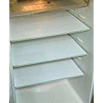Get Kuber Industries PVC 6 Piece Refrigerator Drawer Mat Set – White at Rs 169 | Amazon Offer