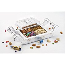 Get Kuber IndustriesTM Dry Fruit BoxServing TrayDecorative Box at Rs 236 | Amazon Offer