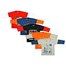 Get Kuchipoo Baby T-Shirts Set – Pack of 5 at Rs 719 | Amazon Offer