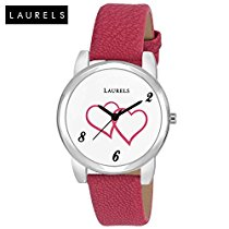 Get Laurels February Analog Silver Dial Women's Watch – Lo-Feb-1 at Rs 199 | Amazon Offer