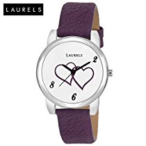 Get Laurels February White Dial Analog Wrist Watch – For Women at Rs 199 | Amazon Offer