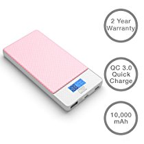 Get LCARE QC 3.0 Quick Charge Power Bank 10000mAh at Rs 1755 | Amazon Offer