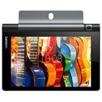 Get Lenovo Yoga Tab 3 8 Tablet (8 inch, 16GB, Wi-Fi), Slate Black at Rs 9999   Amazon Offer