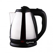 Get Lifelong EK02 1.5-Litre Electric Kettle (Black) at Rs 599 | Amazon Offer