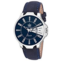 Get Limestone Analog Blue Dial Mens Watch (Ls2666) at Rs 379 | Amazon Offer