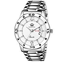 Get LimeStone Day and Date Functioning Watch For Men/Boys – (LS2 at Rs 299 | Amazon Offer