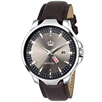 Get LimeStone Day and Date Magnum Watch for Men/Boys at Rs 349 | Amazon Offer