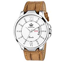Get LimeStone Day and Date Watch for Men/Boys at Rs 299 | Amazon Offer