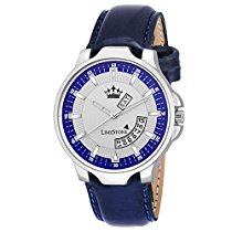 Get LimeStone Free Size Day and Date Functioning Series Analog Watch For Men's / Boy's – (LS26