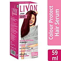 Get Livion Serum Colour Protect Hair Serum for Women, 59 ml at Rs 125 | Amazon Offer