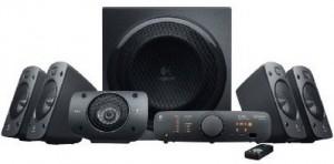 Get Logitech Z906 5.1 Surround Sound Logitech      at Rs 17999 | Amazon Offer