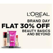 Get LOreal Paris Beauty Products Flat 30% OFF | Jabong Offer