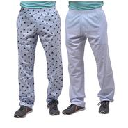 Get Luke and Lilly Mens Pyjama,Sleepwear,Track Pant,Bottoms - Pack of 2 at Rs 599 | Amazon Offer