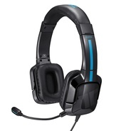 Get Mad Catz Tritton Kama Stereo Gaming Headset for PS4, PS Vita, Mobiles & Tablets (Black) at Rs 38