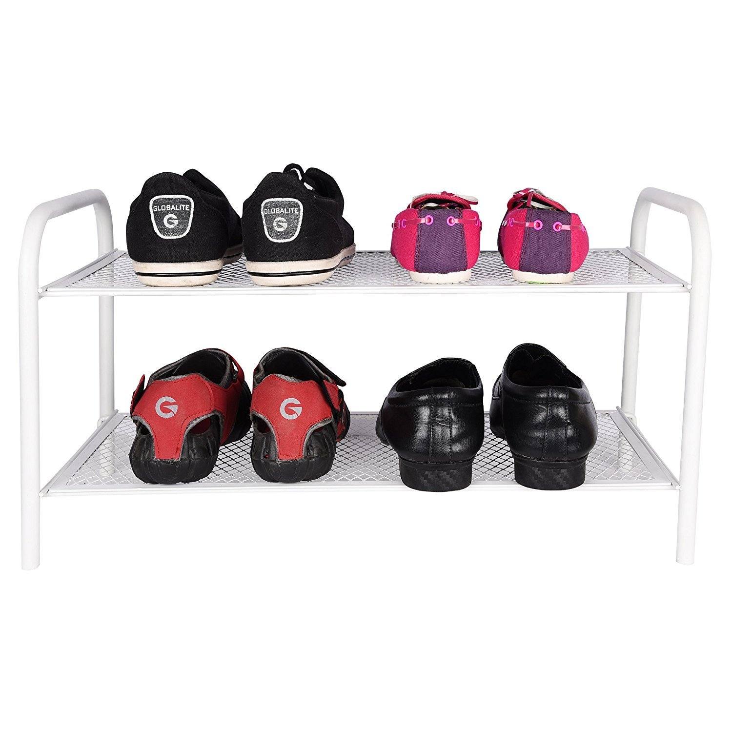 Get Magna Antique Look Home Storage Rack-Black at Rs 494   Amazon Offer