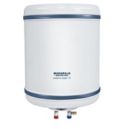 Get Maharaja Whiteline 15 L Storage Water Geyser (White and Blue, Classico Super 15 (WH-131)) at Rs