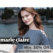 Get Marie Claire Dresss Minimum 50% OFF | Myntra Offer