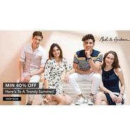 Get Mast & Harbour Fashion Collection Minimum 40% OFF | Myntra Offer