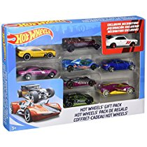 Get Mattel Hot Wheels 9 Car Gift Pack (Styles/Color May Vary) at Rs 521 | Amazon Offer