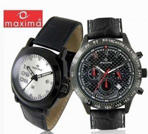 Get Maxima Watches Flat 30% off   at Rs 349 | Amazon Offer