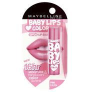 Get Maybelline Baby Lips, Pink Lolita, 4gm at Rs 123 | Amazon Offer