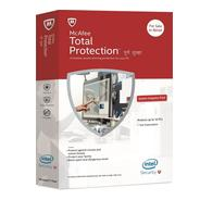 Get McAfee Total Protection - 10 PC, 1 Year (CD) at Rs 1499 | Amazon Offer