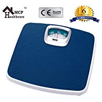 Get MCP Deluxe Personal Weighing Scale Analog Mechanical at Rs 759 | Amazon Offer