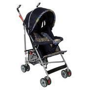 Get Mee Mee Baby Stroller (Navy Blue Teddy) at Rs 2325 | Amazon Offer
