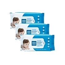 Get Mee Mee Caring Baby Wet Wipes with Aloe Vera (72 Pcs) (Pack of 3) at Rs 223   Amazon Offer