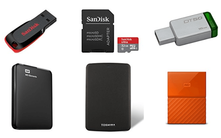 Get  Memory cards & Pen Drives Extra  | Amazon Offer