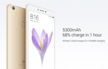 Get Mi Max 2 Mobile at Rs 14999 | Flipkart Offer