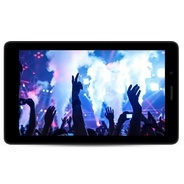 Get Micromax Canvas Tab P70221 16 GB 7 inch with Wi-Fi+3G Tablet (Black) at Rs 4698 | Flipkart Offer