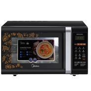 Get Midea 25 L Convection Microwave Oven (MMWCN025KEL, Black) at Rs 8099   Flipkart Offer