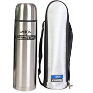 Get Milton Thermosteel 1000 ml Flask (Pack of 1, Silver) at Rs 649 | Flipkart Offer