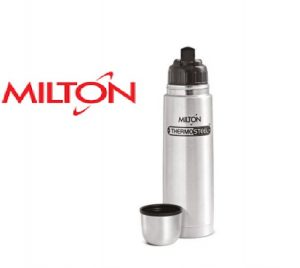 Get Milton Thermosteel Flip Lid Flask 1000ml      at Rs 649 | Flipkart Offer