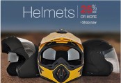 Get Min 25% off Helmets      at Rs 160 | Amazon Offer