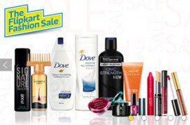 Get Min 25% off on Beauty and Personal Care Products   at Rs 84 | Flipkart Offer